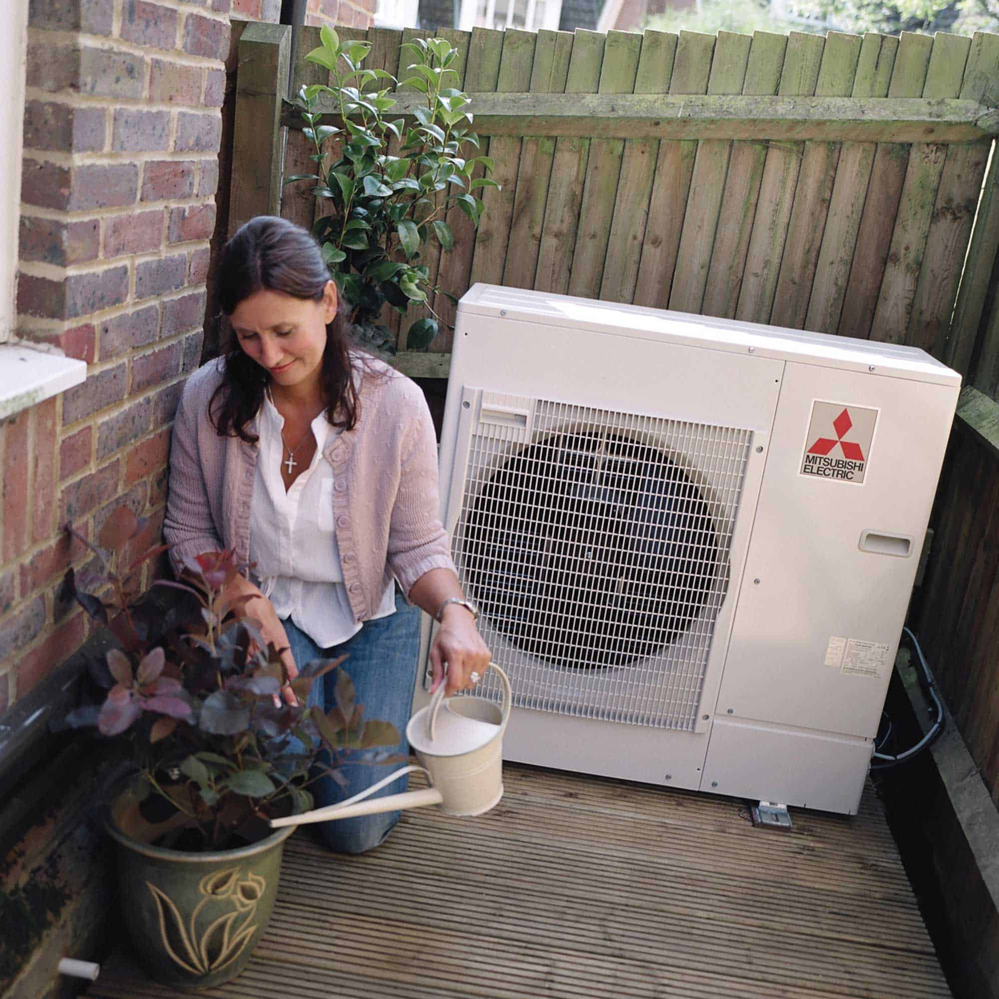 Air Source Heat Pump Gloucestershire