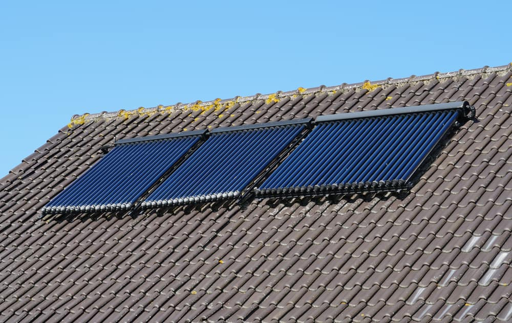 Solar Thermal System Cornwall